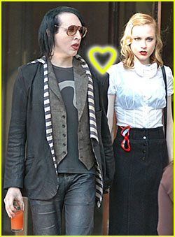 Marilyn Manson & Evan Rachel Wood: It's True Love