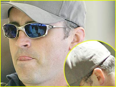 Matt LeBlanc: Gray Hair Galore!