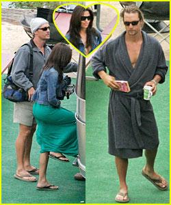Matthew McConaughey's Trailer Hook-Up