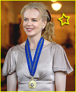 Kidman Receives Australia's Top Honor