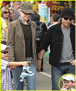 Nicole Kidman @ The Royal Easter Show