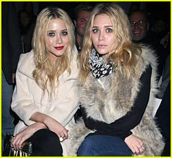 The Olsen Twins: Get in 'The Row'