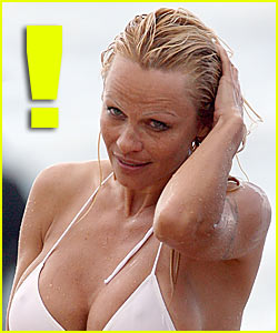 Pamela Anderson: No Make-Up