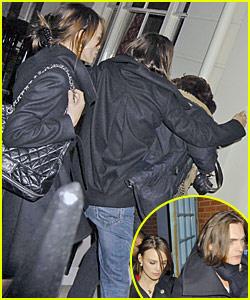 Keira Knightley's Boyfriend Attacks!