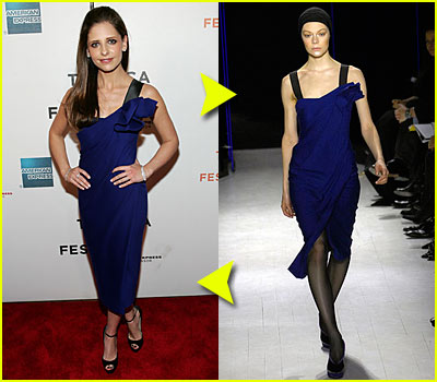 Fashion Faceoff: Donna Karan Dress