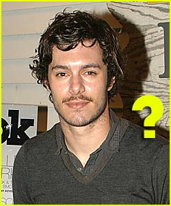 Adam Brody Joins Team Pornstache