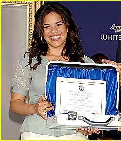 America Ferrera's $10 Million Dollar Smile