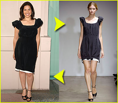 Fashion Faceoff: Thakoon Dress