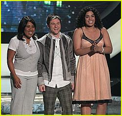 American Idol 6: Three More to Go!