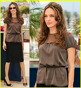 Angelina Jolie @ Cannes Film Festival 2007