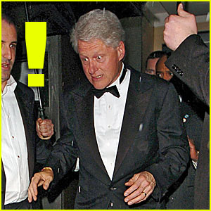 Bill Clinton: The Funny Face of a