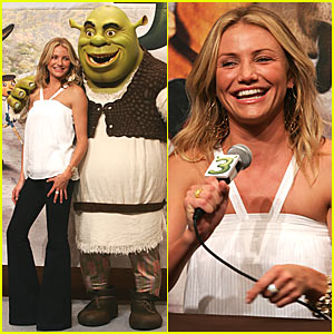 Cameron Diaz: From Green Ogre to Green Book