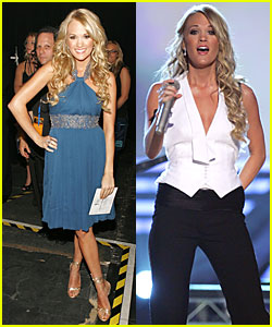 Carrie Underwood W