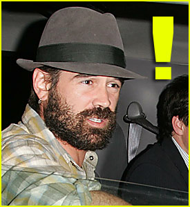 Colin Farrell's Big Beard