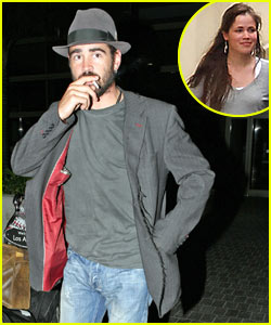 Colin Farrell Sans Girlfriend