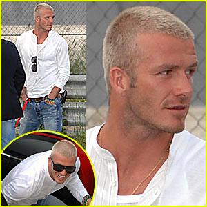 David Beckham is Audi Control