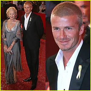 David Beckham: Greatest Briton Alive