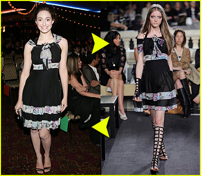Fashion Faceoff: Chanel Resort Dress