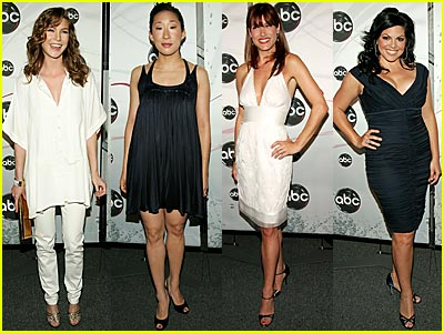 Grey's Anatomy Cast @ ABC Upfronts