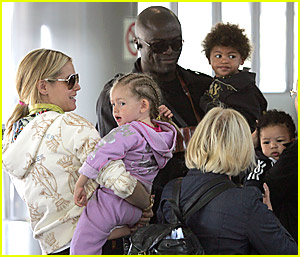 Heidi Klum's Picture Perfect Family