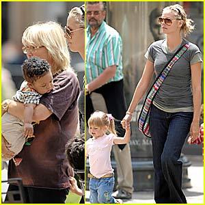 Heidi Klum: Three Kids, Three to Go