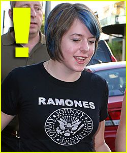 Isabella Cruise has the Blues!