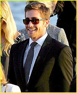 Jake Gyllenhaal @ Cannes Film Festival 2007