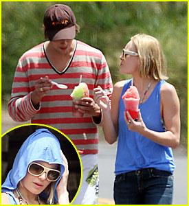 Kate & James Slush It Up