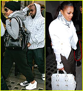 Janet & Jermaine Do London