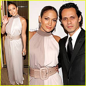 Jennifer Lopez @ Children's Health Fund Gala