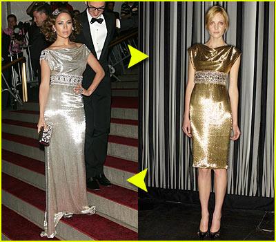 Jennifer Lopez @ Costume Institute 2007