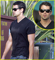 Jesse Metcalfe: Single & Sober