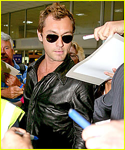 Jude Law to Do the Cannes Cannes