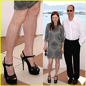 Julianne Moore @ Cannes Film Festival 2007