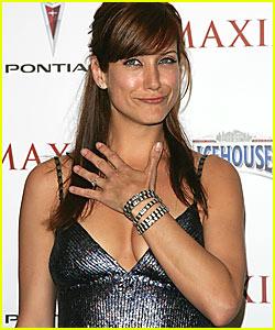 Kate Walsh Flashes Engagement Ring