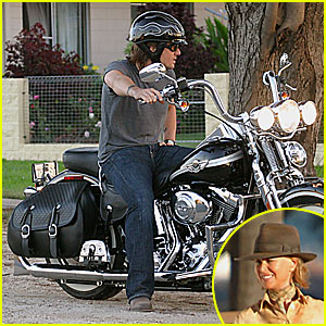 Keith Urban: The Motorcycle Man