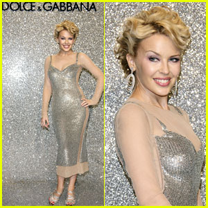 Shine Time For Kylie Minogue