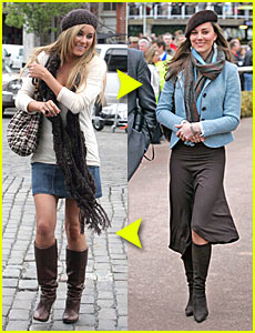 Separated at Birth: Lauren Conrad &#038; Kate Middleton