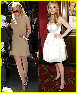 Lindsay Lohan Interviewed By Mom Dina