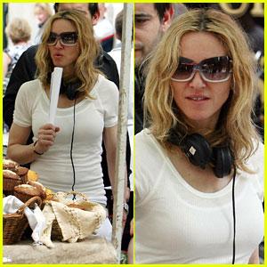 Madonna's Cake Break
