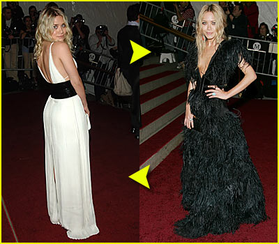 Olsen Twins @ Costume Institute 2007
