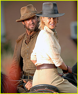 Nicole & Hugh Giddy Up