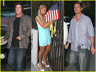 Paris Hilton's Memorial Day Bash