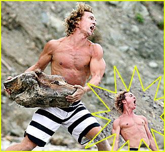 Matthew McConaughey is Pissed Off