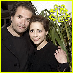 Brittany Murphy Marries Simon Monjack