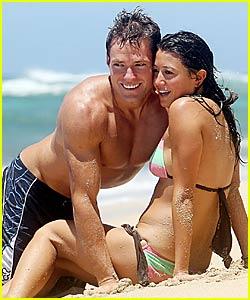 Andy Baldwin & His Lady Love Tessa