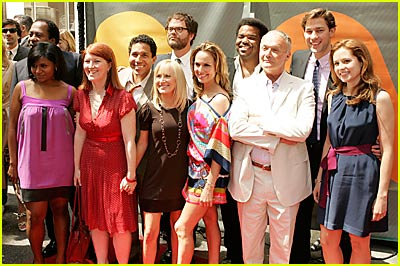 'The Office' Cast @ NBC Upfronts 2007