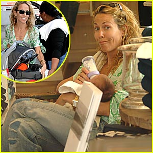Sheryl Crow Hires Famous Nanny