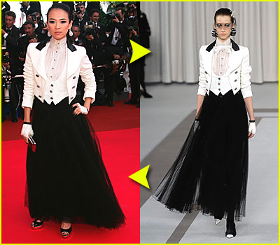 Fashion Faceoff: Chanel Couture
