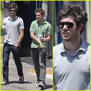 Adam Brody: Big Japan, Little Reunion